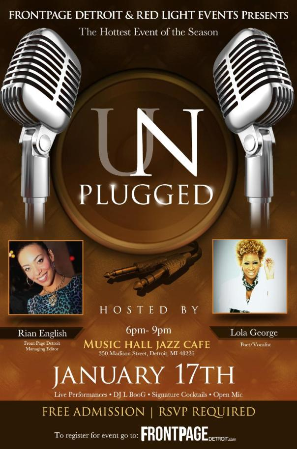 Unplugged 1-17-13